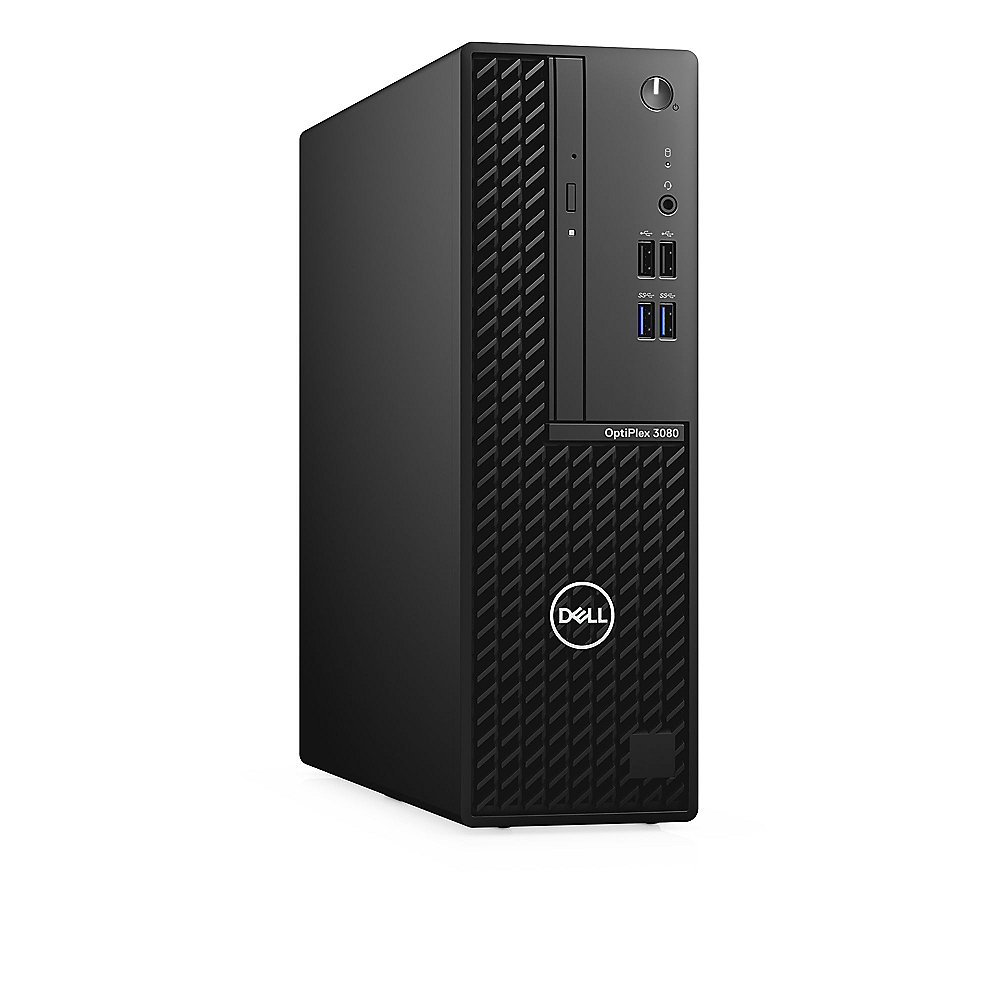 DELL OptiPlex 3080 SFF - i5-10500 8GB/256GB SSD DVD-RW W10P