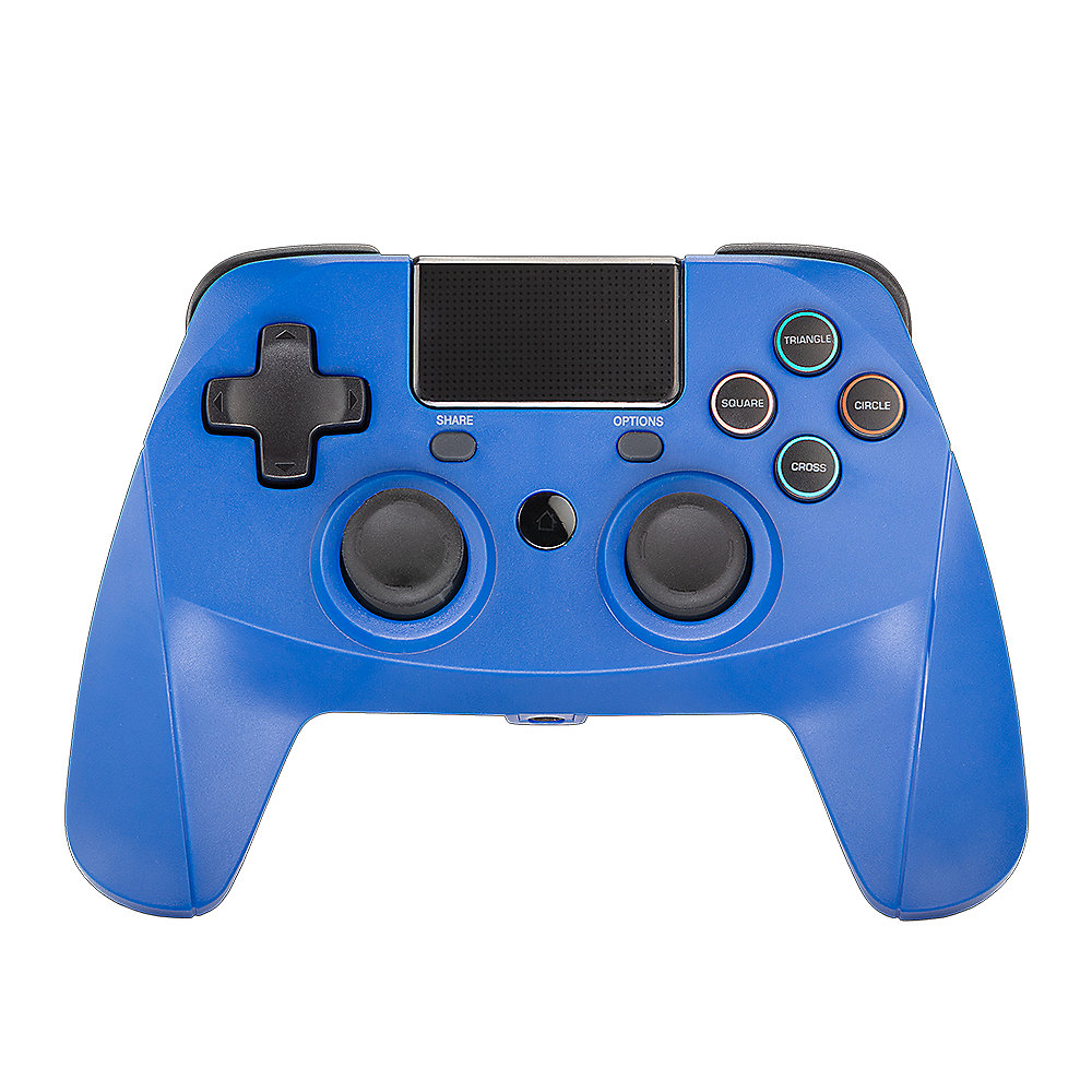 Snakebyte Playstation Controller GAME:PAD 4 S WIRELESS Blau (PS4)