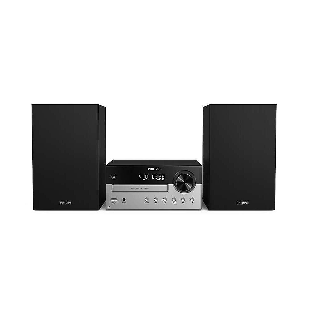 Philips TAM4205/12 Mini-Stereo-Anlage mit CD USB Bluetooth