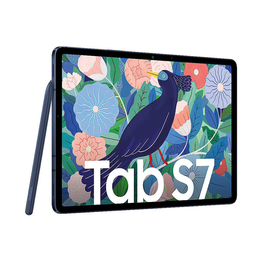 Samsung GALAXY Tab S7 T875N LTE 128GB mystic navy Android 10.0 Tablet