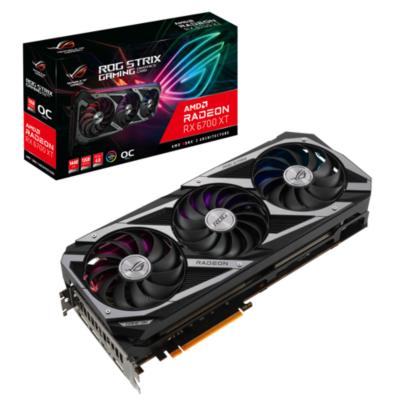ASUS TUF Gaming AMD Radeon RX 6700 XT OC Grafikkarte 12GB GDDR6 3xDP HDMI