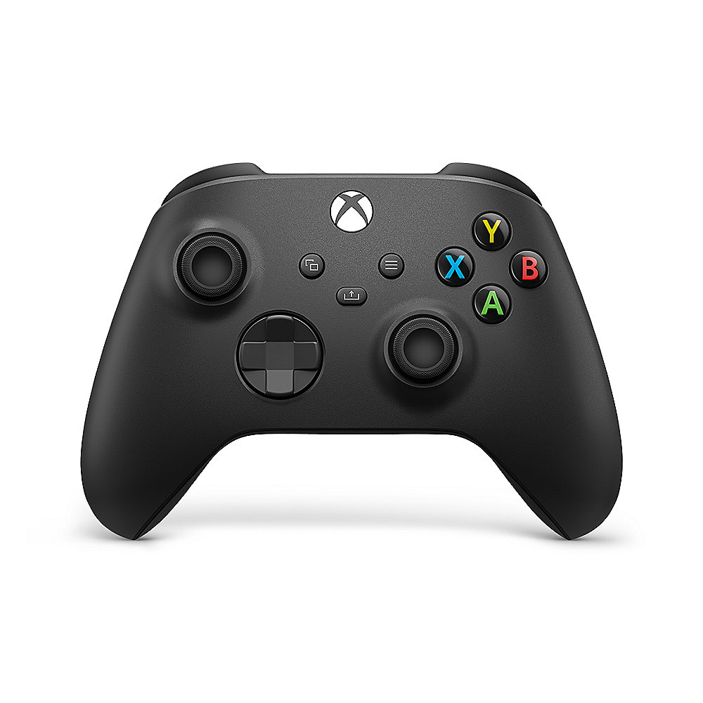 Microsoft Xbox Wireless Controller Carbon Black
