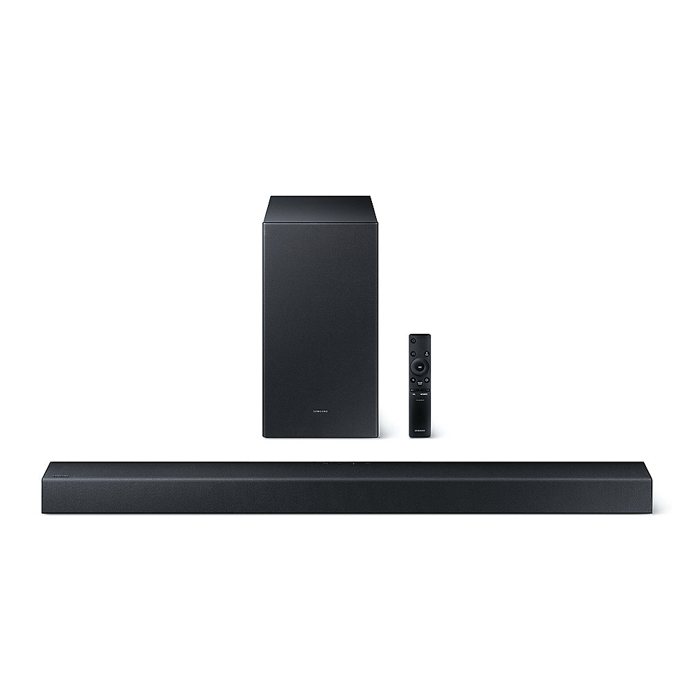 Samsung HW-A450 2.1 Soundbar 300W schwarz Wireless Subwoofer