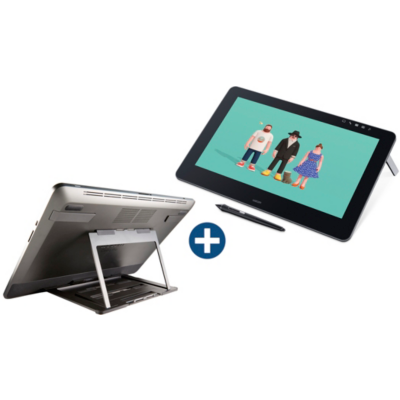 Wacom Cintiq Pro 16 UHD Display plus Stand