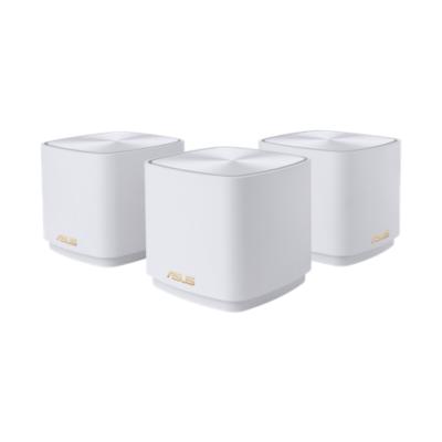 ASUS ZenWiFi AX Mini XD4 AX1800 3er Set Weiss