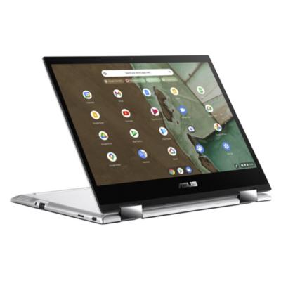 """ASUS Chromebook Flip 12"""" HD MT8183 8GB/128GB eMMC ChromeOS CM3200FVA-HW0007"""
