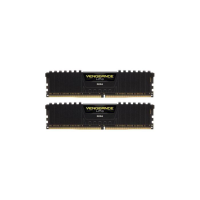 16GB 1x16GB Corsair Vengeance LPX schwarz DDR4-2400 RAM CL14 14-16-16-31
